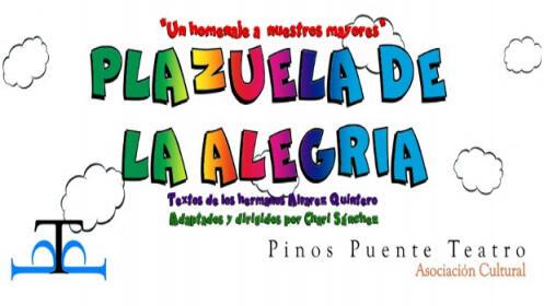 Entradas teatro Plazuela de la Alegría, 29 septiembre