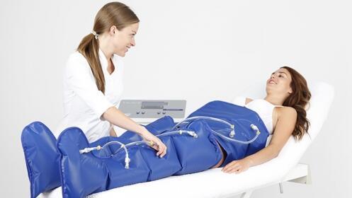 3 sesiones de preso + 3 electro + tratamiento anticelulítico.