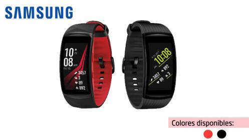 Pulsera de actividad Samsung Gear Fit2 Pro