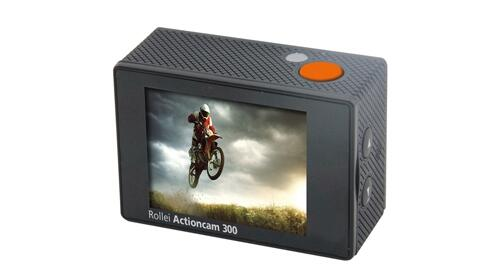 Videocámara deportiva Actioncam 300 Plus