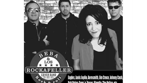 Entradas Beba & Los Rockafeller, 18 abril en Planta Baja