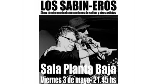 Entradas Los Sabineros, 3 mayo en Planta Baja