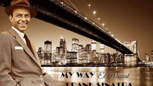 """Entradas musical Frank Sinatra """"My Way"""", 23 noviembre"""
