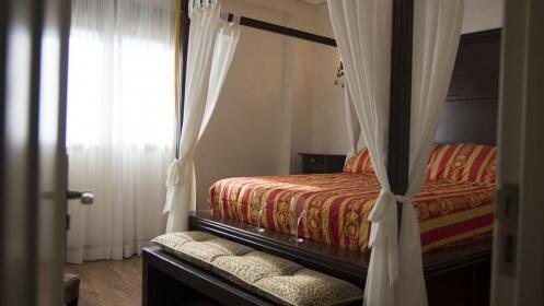 1 o 2 noches en suite (MP) en Baza