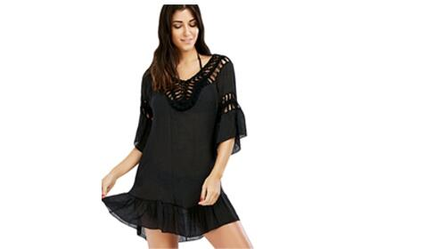 Vestido de  Playa Zafiro